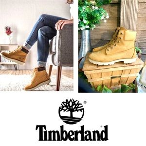 """Timberland Anti Fatigues 6"""" All Tan Work Boots"""